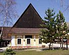Kobeliarovo - pamätný dom P.J. Šafárika