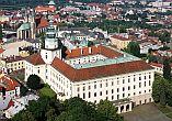Arcibiskupský palác vKroměříži, foto: Centrála cestovního ruchu Východní Moravy