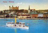 Pressburg okolo roku 1900