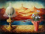 F. Malý: Surrealistická kompozice