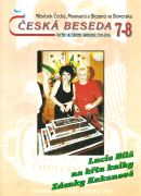 Česká beseda č. 7-8 / 2002
