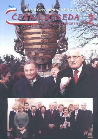 Česká beseda č. 2 / 2004