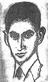 František Tichý: Franz Kafka