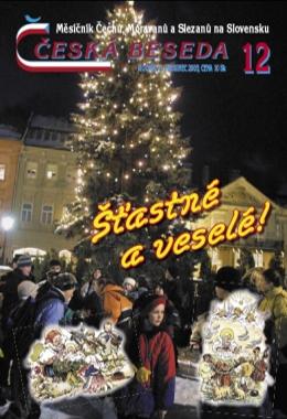 Česká beseda č. 12 / 2005