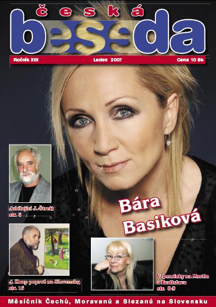 Česká beseda č. 1 / 2007