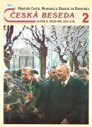 Česká beseda č. 2 / 1998