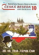 Česká beseda č. 10 / 1998